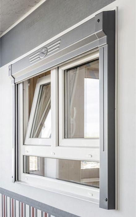 Die Vorzelt Fenster Lösungen Folien oder